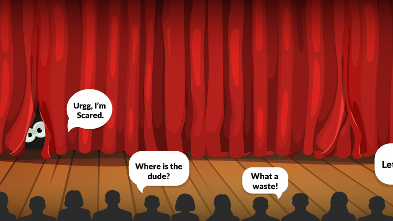 5 Easy Ways To Deal With Stage Fright Effectively